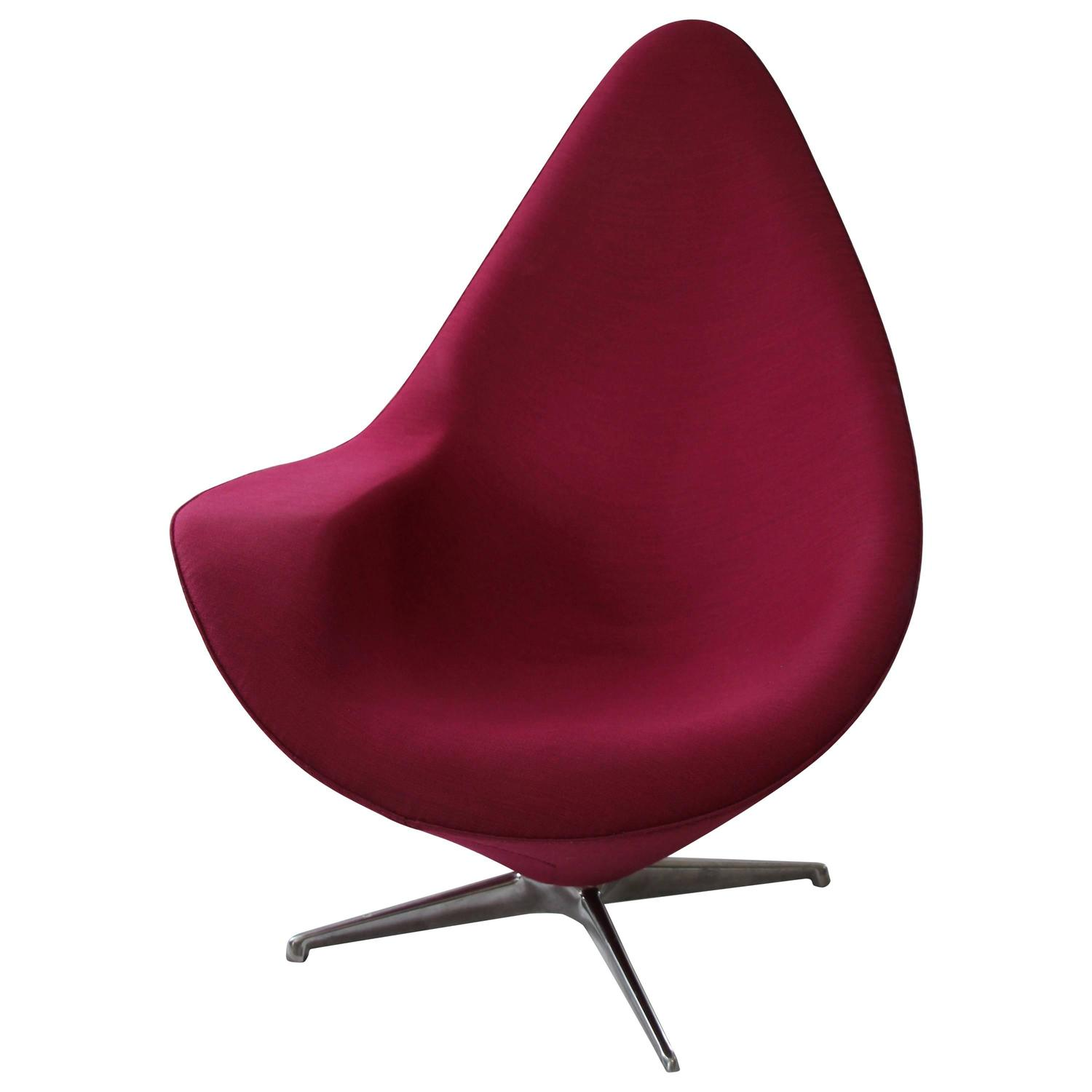 Erik Magnussen Plateau Lounge Chair At 1stdibs