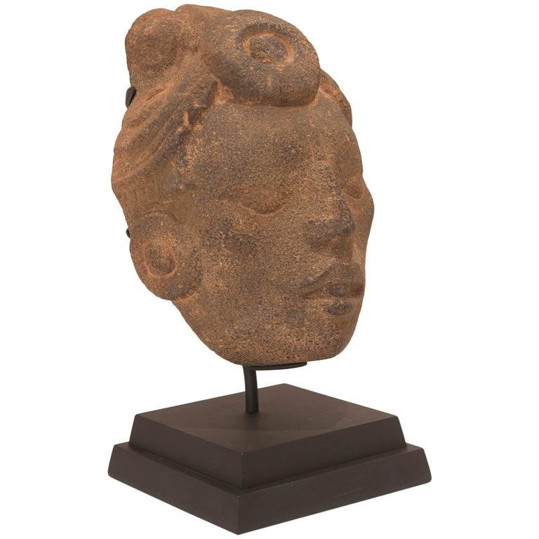 Head of a Dignitary