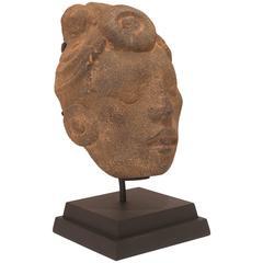 Kopf eines Würdenträgers