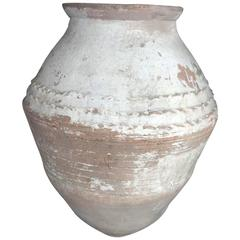 Massive 18th Century Early Terracotta Pot Vessel