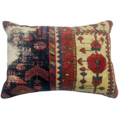 Vintage Persian Shabby Chic Pillow