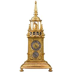 Renaissance Turret Clock, Early 17th Century