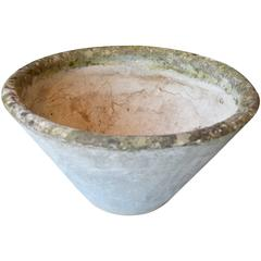Willy Guhl Cone Shaped Planter