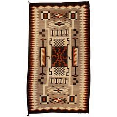 Vintage JB Moore Storm Pattern Crystal Navajo