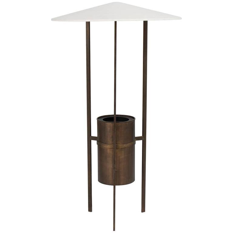Philip Johnson & Richard Kelly Floor Lamp For Sale