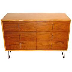 Pine and Baker Midcentury Dresser