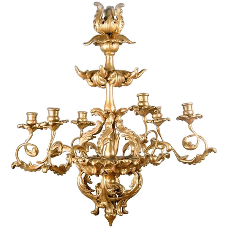 Chandelier austria circa 1825 for sale at 1stdibs - Circa lighting chandeliers ...