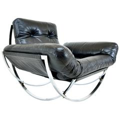 Stendig Leather Lounge Chair
