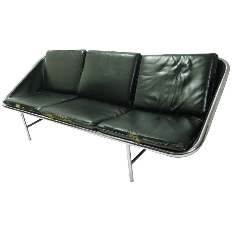 George Nelson Three-Seat Sling Sofa