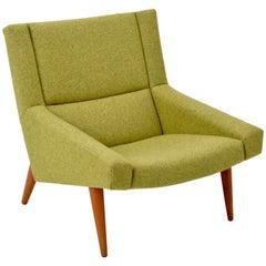 Danish Mid-Century Modern Model 50 chair by Illum Wikkelsø for Søren Willadsen