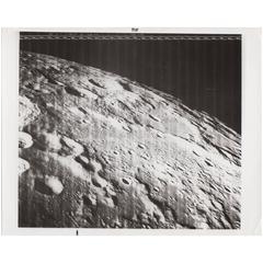 Unmanned Missions & Liftoffs Vintage Gelatin Silver Print by NASAv