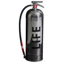 Life/Death Fire Extinguisher by Sebastian Errazuriz