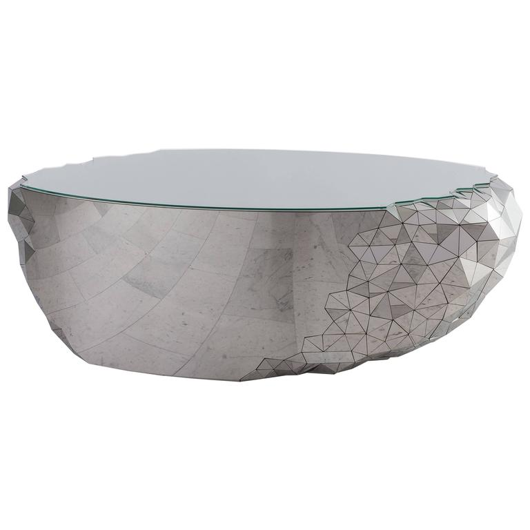 Jake Phipps Stellar Oval Low Table Uk 2014 For Sale At