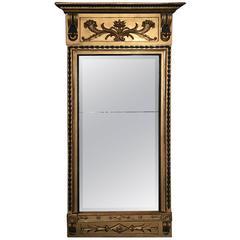 19th Century Swedish Late Gustavian Mirror