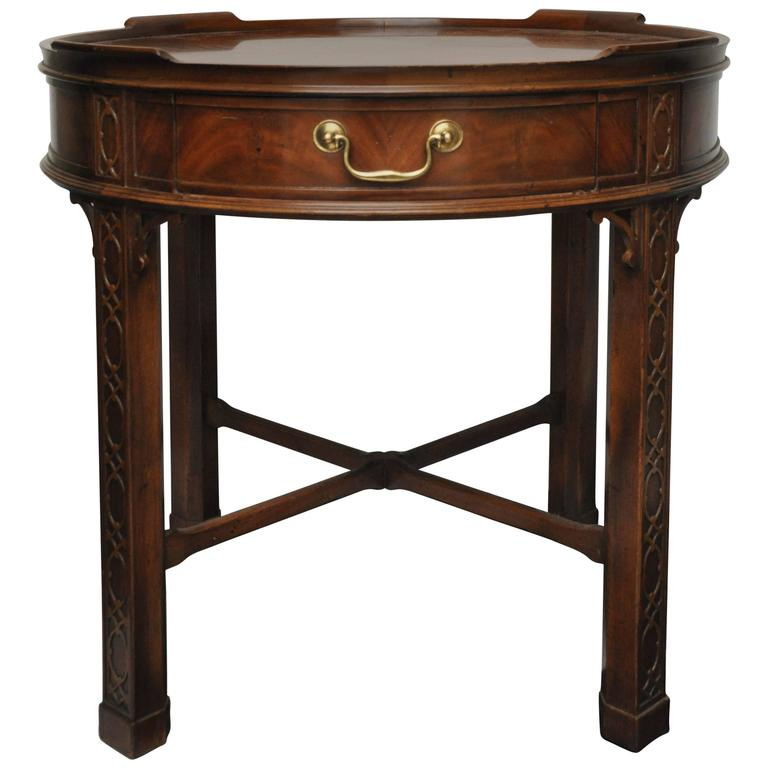Baker Furniture Occasional Table Chinoiserie At 1stdibs
