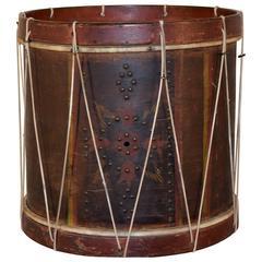 19th Century Militia Snare Drum