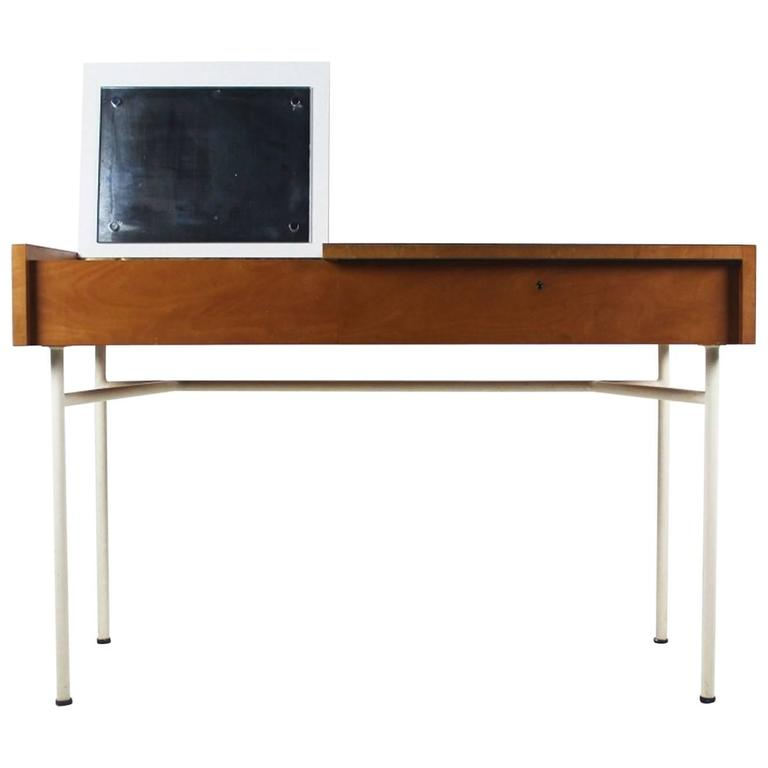 Desk Dressing Table And Its Chair Circa 1955 At 1stdibs