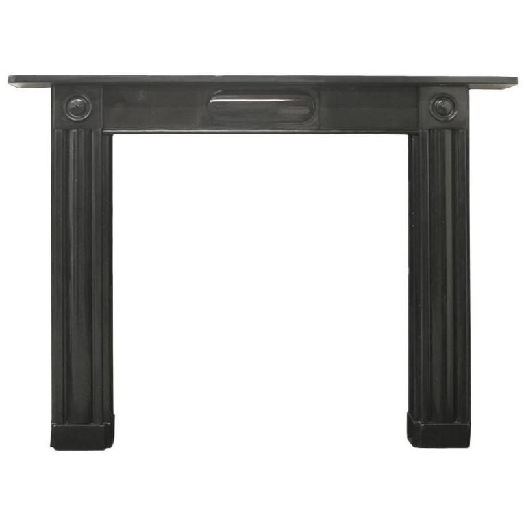 Remarkable Antique Georgian Black Marble Fireplace Surround Download Free Architecture Designs Boapuretrmadebymaigaardcom