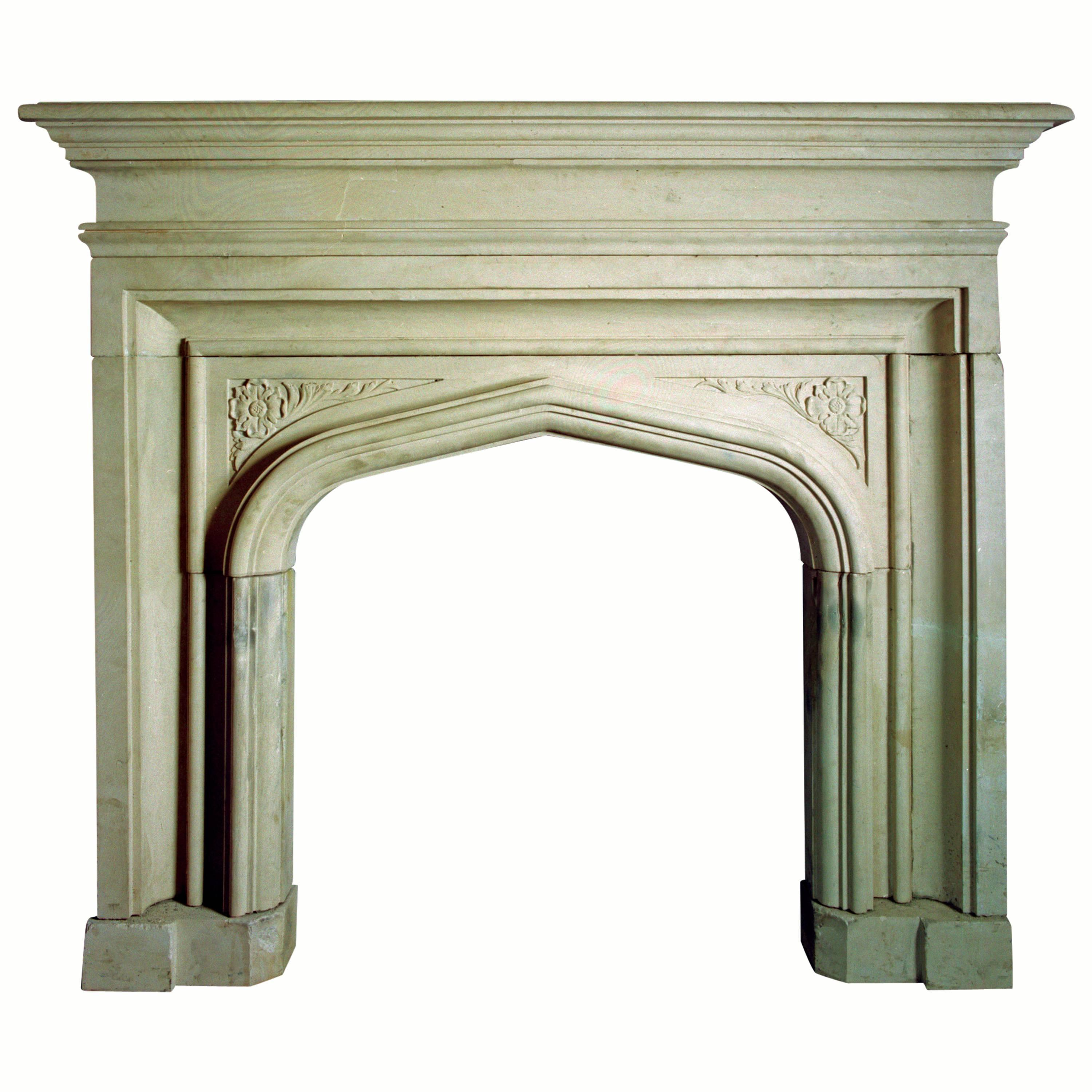 New And Custom Fireplaces and Mantels