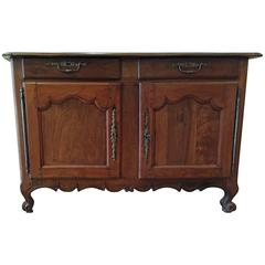 18th Century Louis XV Period Country French Buffet