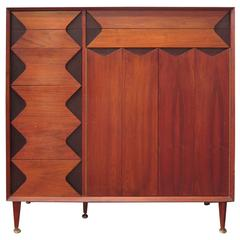 Tall Dresser by Marc Berge for Grosfeld House