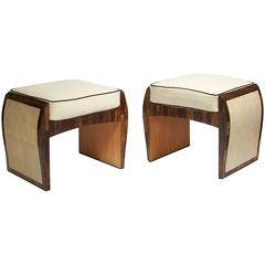 Pair of Stools by Ria & Your Augousti