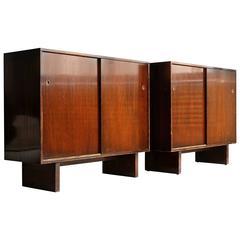 Mahogany Dressers by Widdicomb