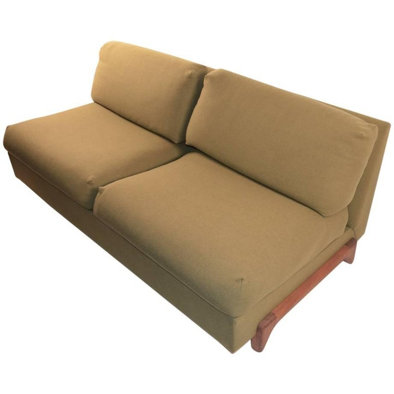 Loveseat Sofa by Craft Associates For Sale