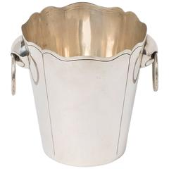 Sterling Ice Bucket