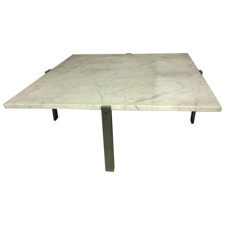 Very Rare PK-65 Coffee Table