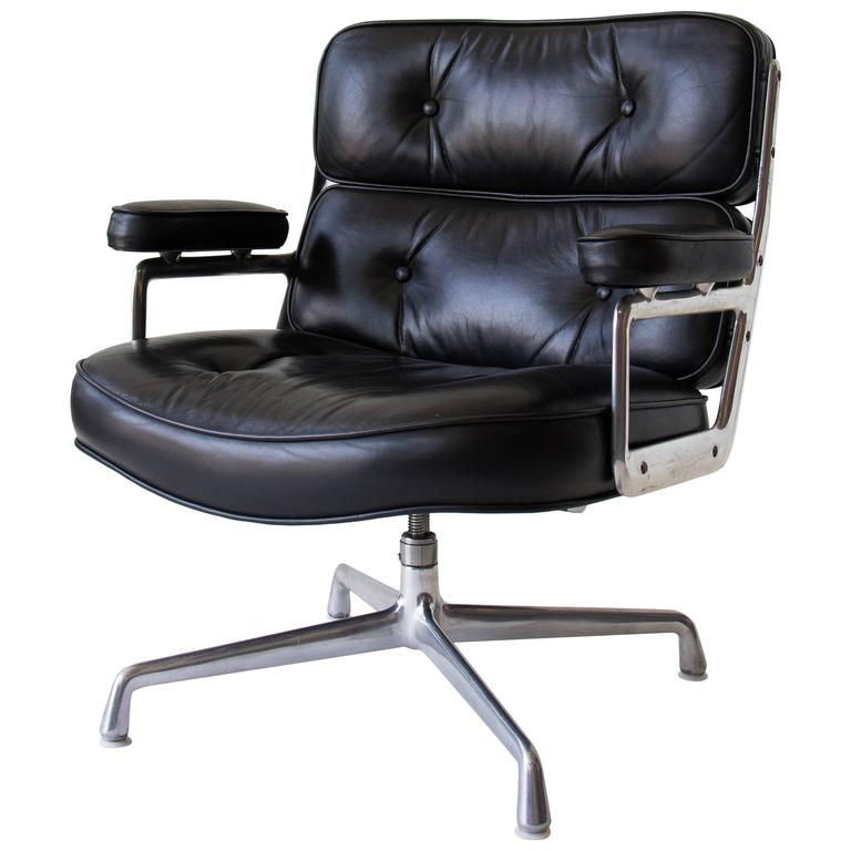 eames time life lobby chair for herman miller at 1stdibs. Black Bedroom Furniture Sets. Home Design Ideas