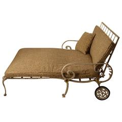 Rare Molla Double Chaise