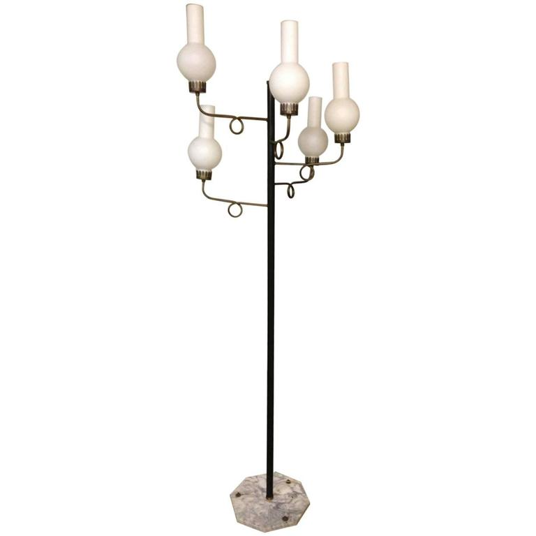Nice Italian Floor Lamp For Sale