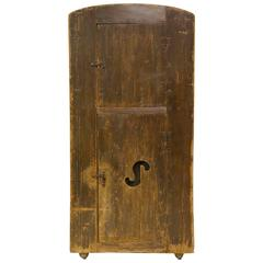 French 19th Century Rustic Armoire