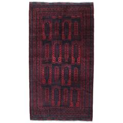 Large Baluch Tribal Carpet