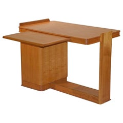 Dominique Ceylonese Lemonwood Desk