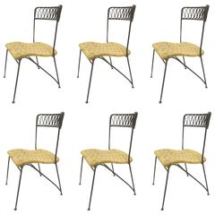 Maurizio Tempestini for Salterini Dining Set of Six Chairs and Table