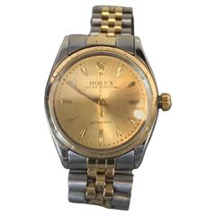 Rolex Stainless Steel/Yellow Gold