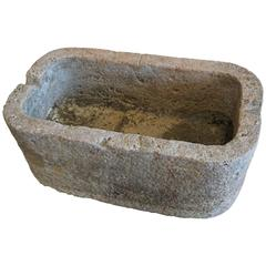 Spanish Farmer Tub, circa 1850s