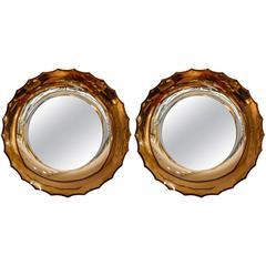Pair of Mirrors by Ghiro