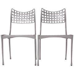 Set of 4 Sol Y Luna Patio Chairs by Dan Johnson