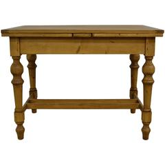 Pine Draw-Leaf Table