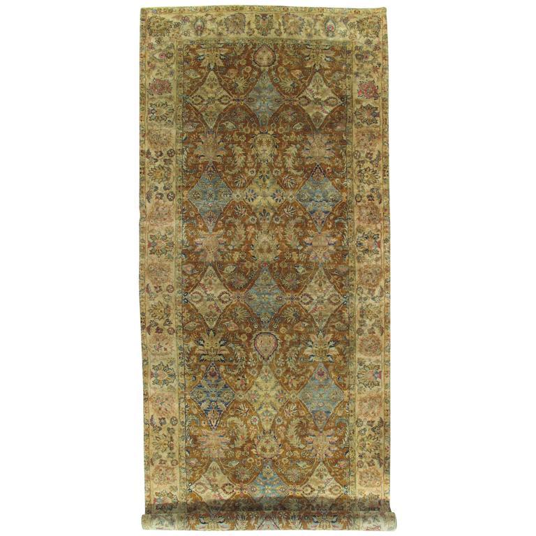 Indo Tabriz carpet, 1925