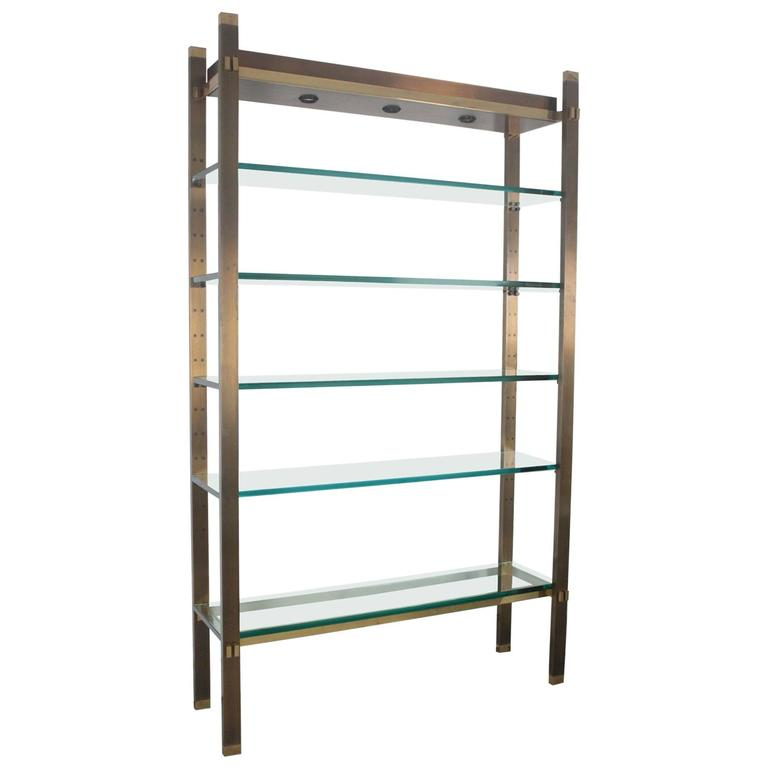 Paul M. Jones Illuminating Etagere 1