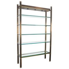 Paul M. Jones Illuminating Etagere