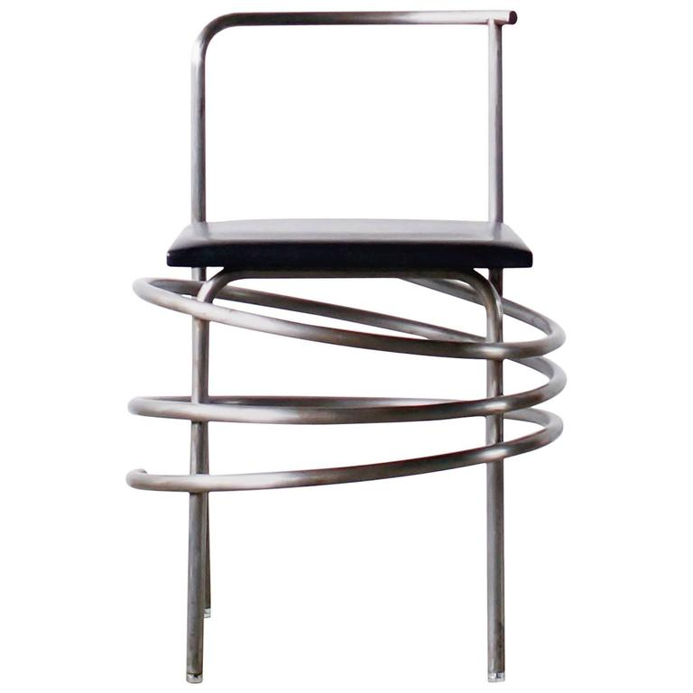 Comme Des Garçons No.23 Chair By Rei Kawakubo 1