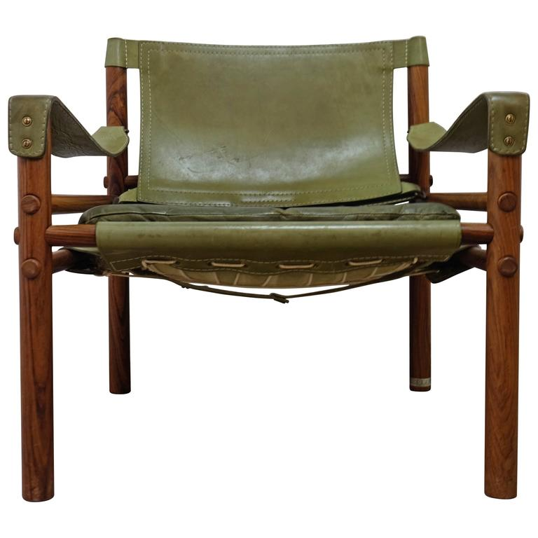 Arne Norell Easy Chair Model Sirocco