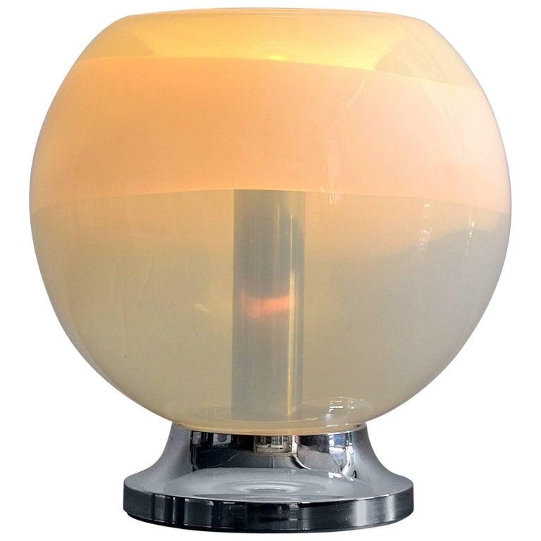 Mazzega, Venezia 1970s Table Lamp For Sale