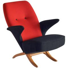 Theo Ruth Penguin Lounge Chair 1950s