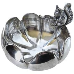 19th Century Squirrel Nut Bowl, circa 1910